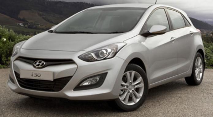 New Hyundai I30 Hatchback