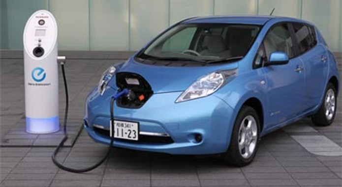Nissan Leaf Europeon Car Of The Year