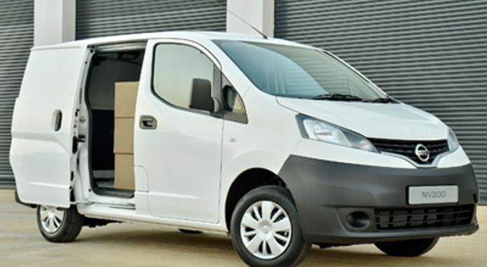Nissan Nv200 Panel Van