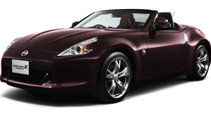 Nissan Fairlady Z Roadster Version St
