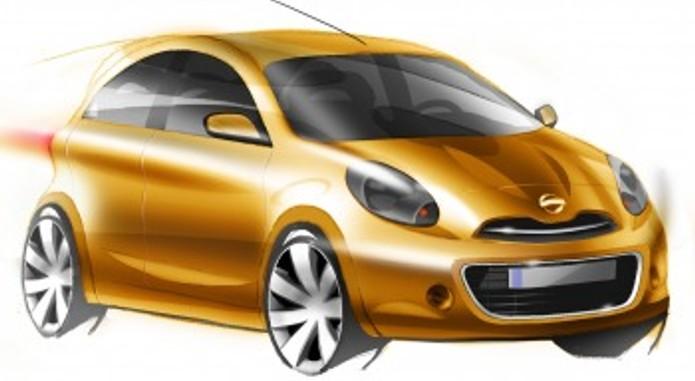 Nissan Global Compact Car