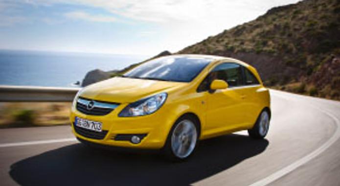 Opel New Corsa