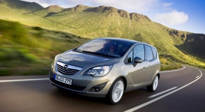 Opel New Meriva