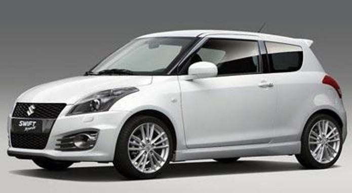 Suzuki Swift Sport1