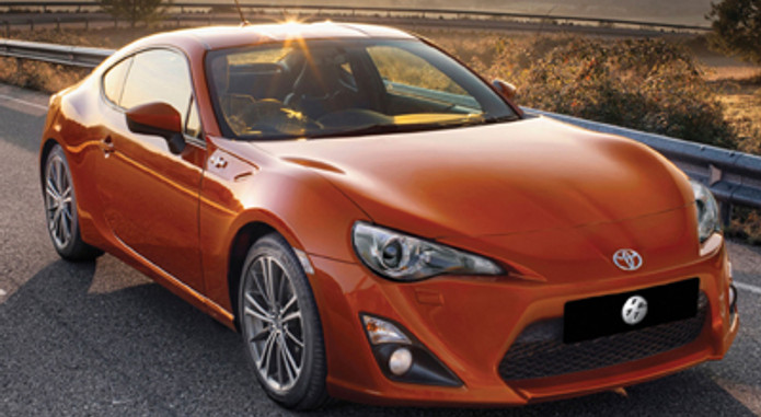 Toyota 86 South Africa Price
