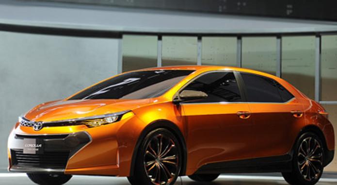 Toyota Furia Concept Detroit