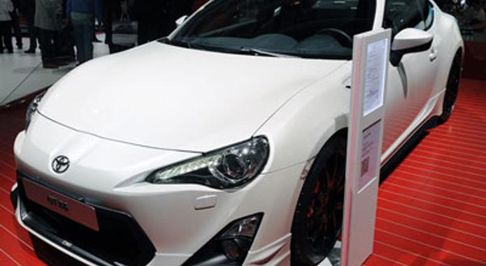 Toyota Gt86 Trd Paris 1
