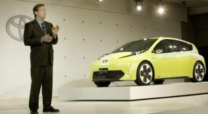 Toyota Ft Ch Concept 2