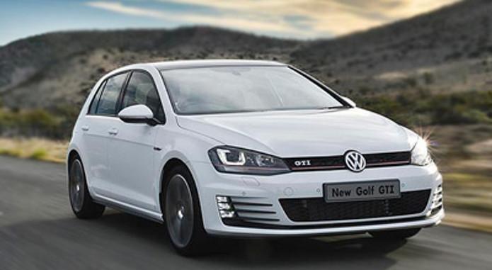 Volkswagen Golf Gti Dynamic
