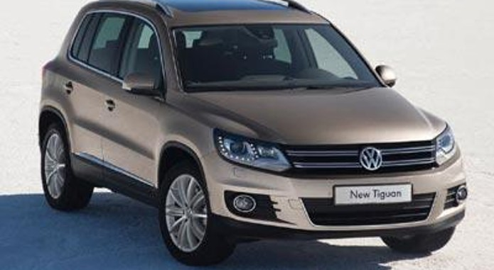 Vw Tiguan South Africa