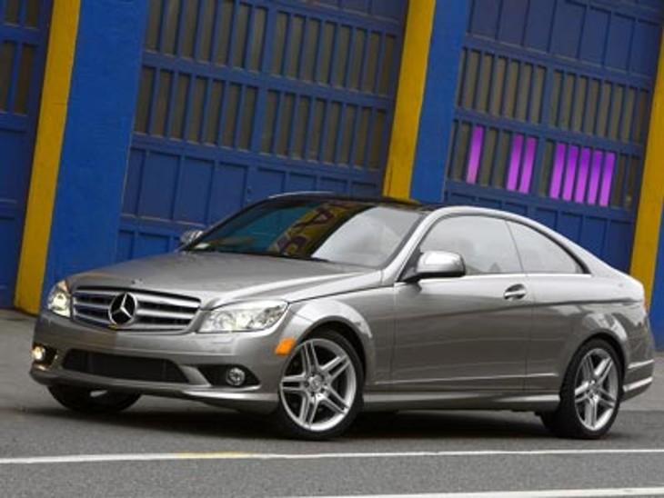 2011 Mercedes Benz C Cass Coupe