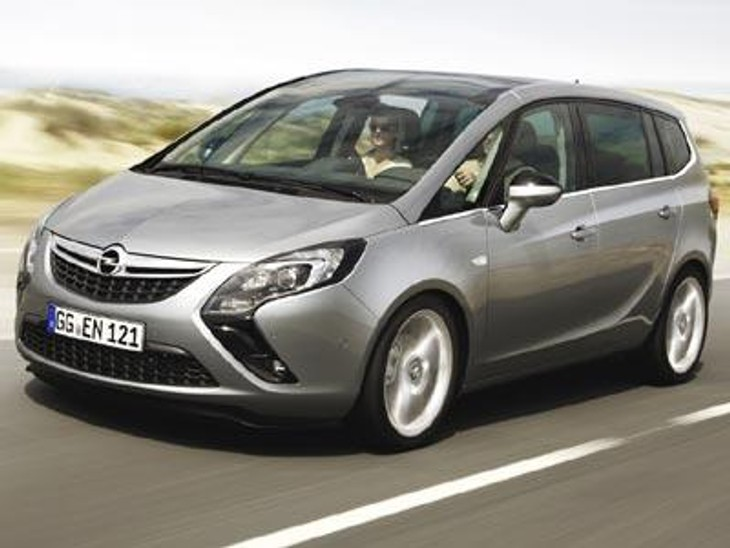 2012 opel zafira tourer details released - cars.co.za