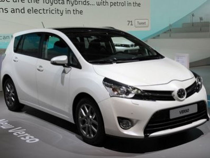 2013 Toyota Verso Paris