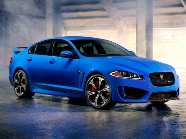 Great 2014 Jaguar Xfrs
