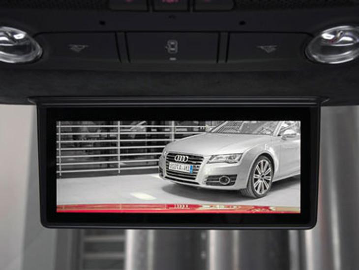 Audi Digital Rearview Mirror