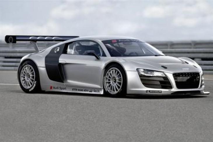 Audir8racer I