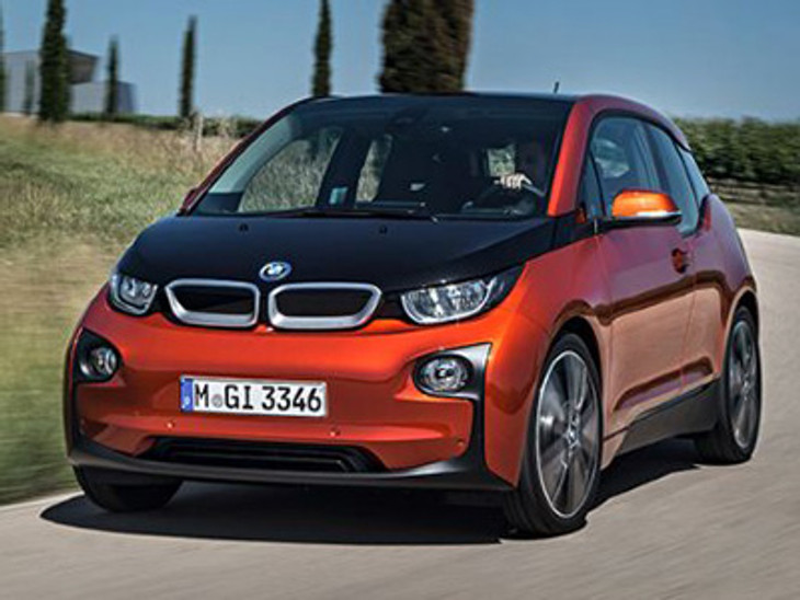 The New Bmw I3 Launched Bmw S First Completely Electric Car Cars