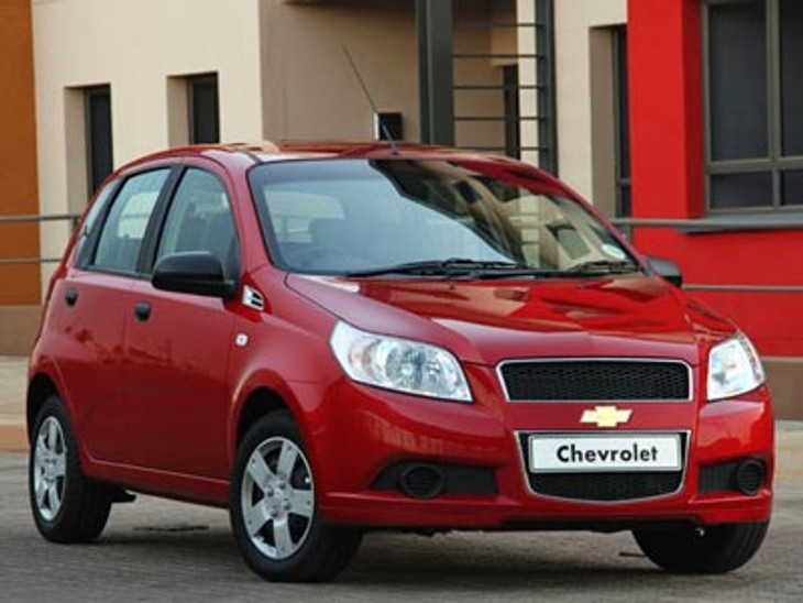 Chevrolet Aveo Price Revisions In South Africa Cars