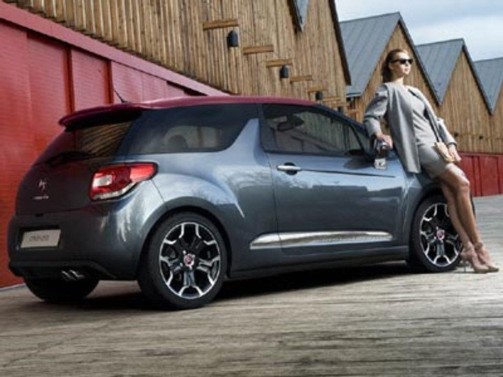 Citroen Ds3 Car Of The Year
