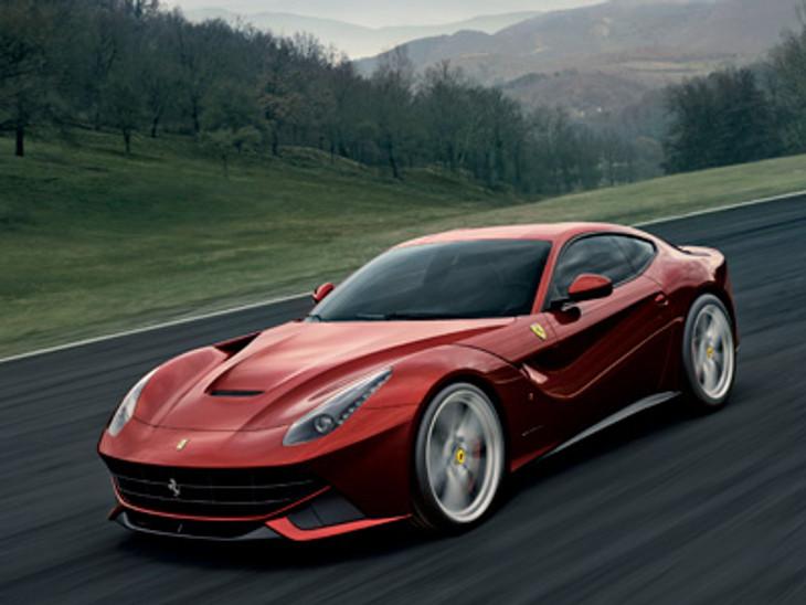 Ferrari F12 Berlinetta makes South African debut - Cars co za