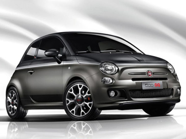 Fiat 500 Gq Edition