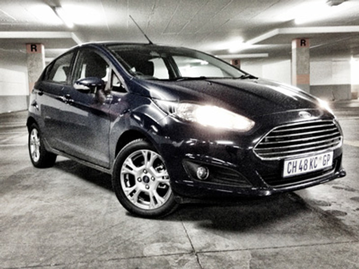 New Ford Fiesta 1-litre Ecoboost Review - Cars co za