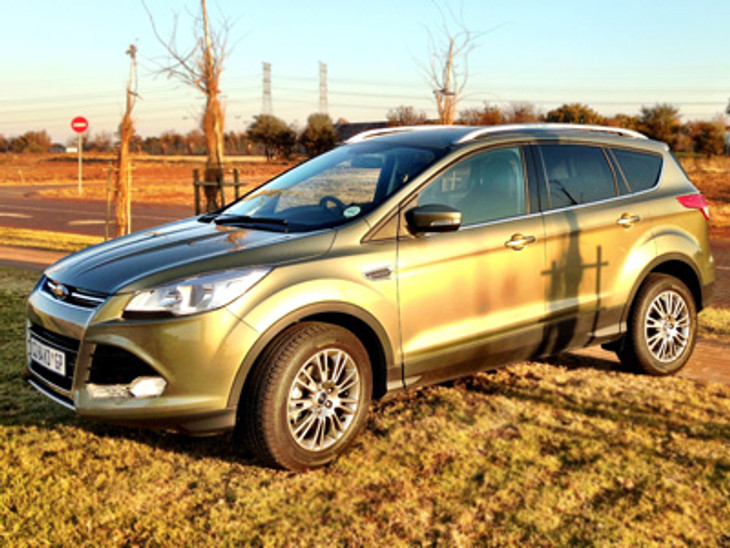 Ford Kuga Review