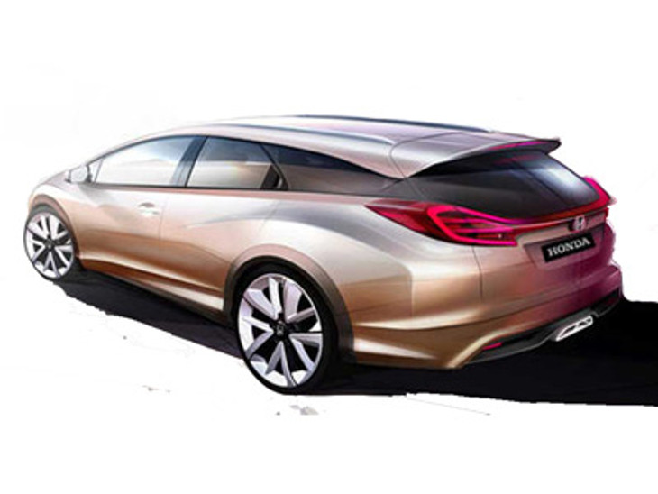 Honda Civic Wagon Concept 1280