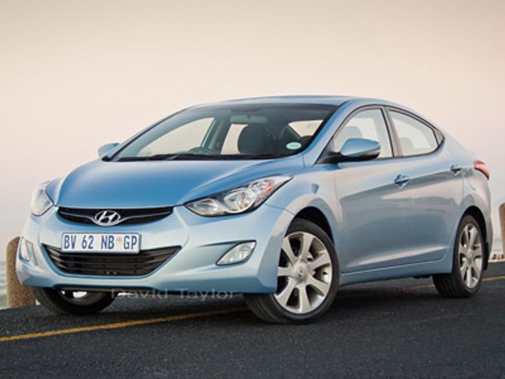 After Winning The 2011 South African Car Of The Year Title, The Hyundai  Elantra Is Expected To Be A Rather Impressive And Complete Package.