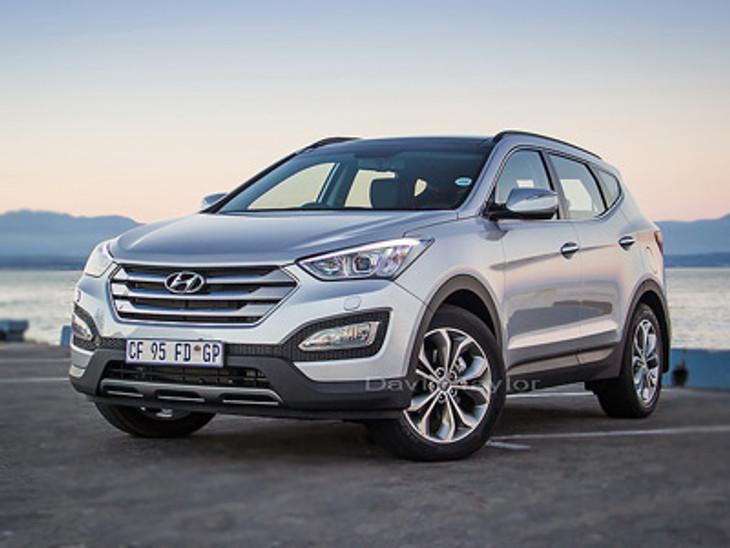 hyundai santa fe 2.2 elite review - cars.co.za