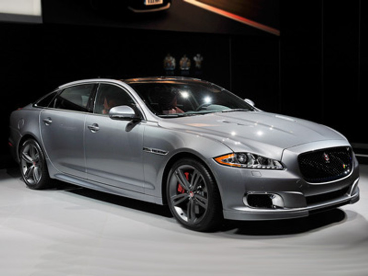 Jaguar Xjr New York