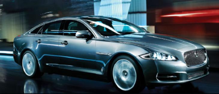 Jaguar New Xj
