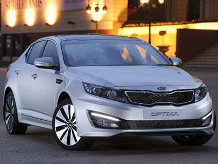 Kia Optima South Africa