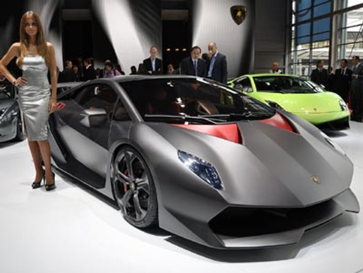 Lamborghini Sesto Elemento Debuts In Paris Cars Co Za