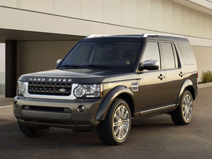 Land Rover 4 Hse Limited Luxury Edition