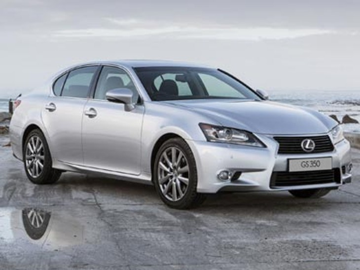 new lexus gs range in south africa - cars.co.za