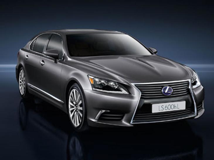 Lexus Ls 2012 Pic1