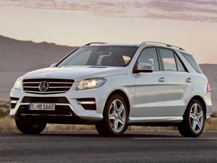 Mercedes Ml350 Price 2017 >> New Mercedes Benz M Class In South Africa Cars Co Za