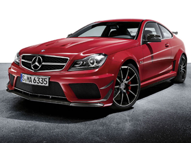 Mercedes Benz C 63 Amg Black Series Coupe In South Africa