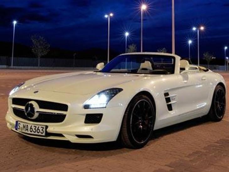 Mercedes Benz Sls Amg Roadster