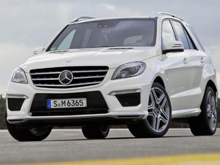 New Mercedes Benz Ml 63 Amg In South Africa Cars Co Za