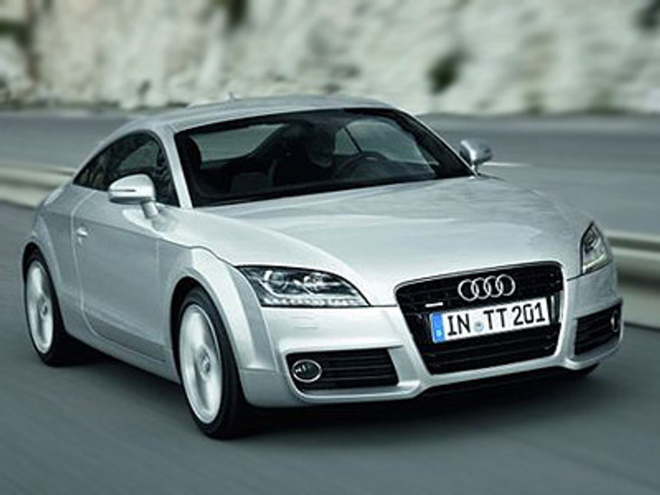 New Audi TT Coupe Launched In South Africa Carscoza - New audi tt