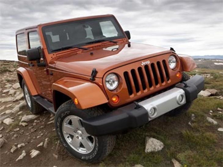 New Jeep Wrangler 2011