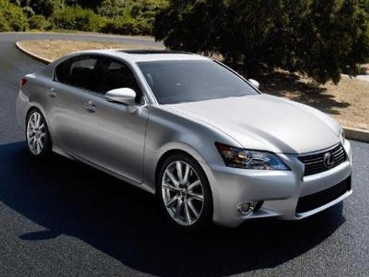 New Lexus Gs 350