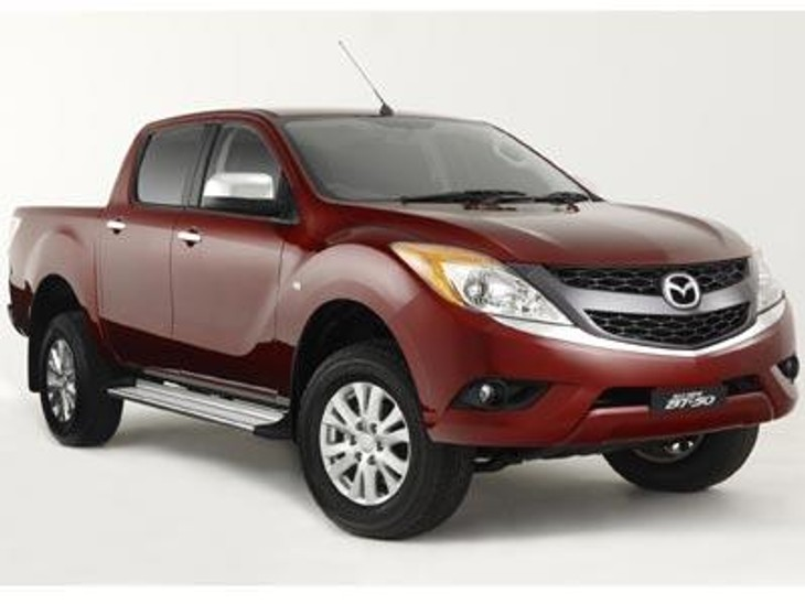 New Mazda Bt 50 South Africa
