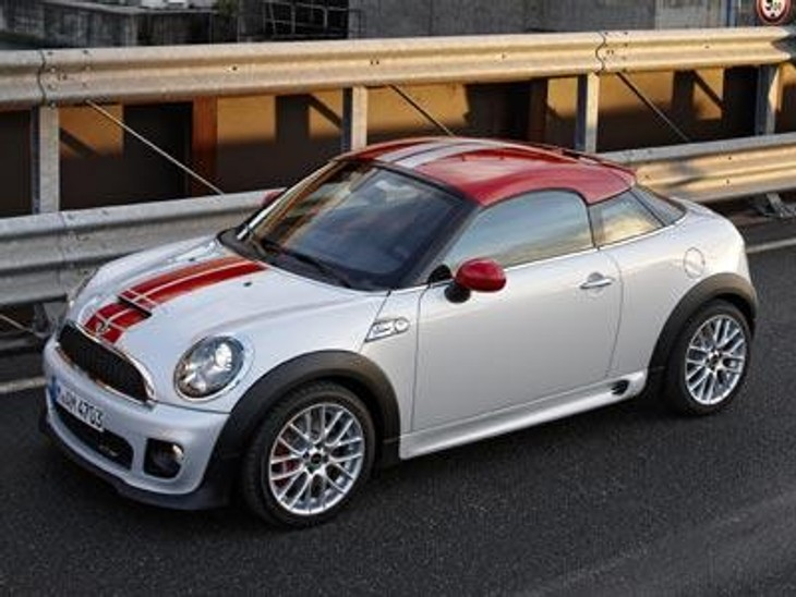 New Mini Coupe