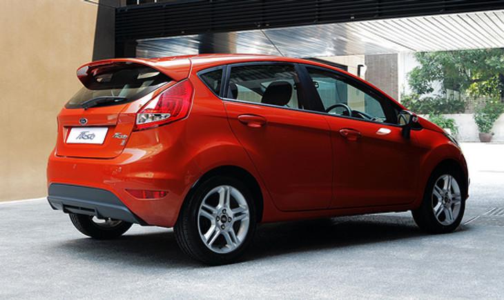 New Ford Fiesta Hatchback