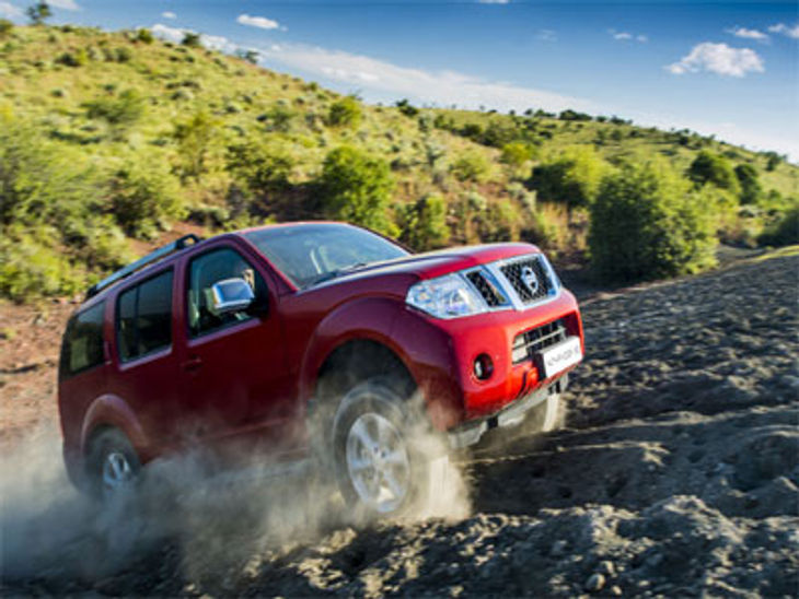 Nissan Pathfinder 25 Dci 4x4 Se At Review Cars