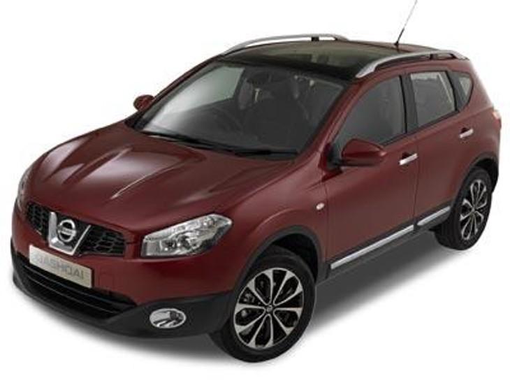 Nissan Qashqai N Tec