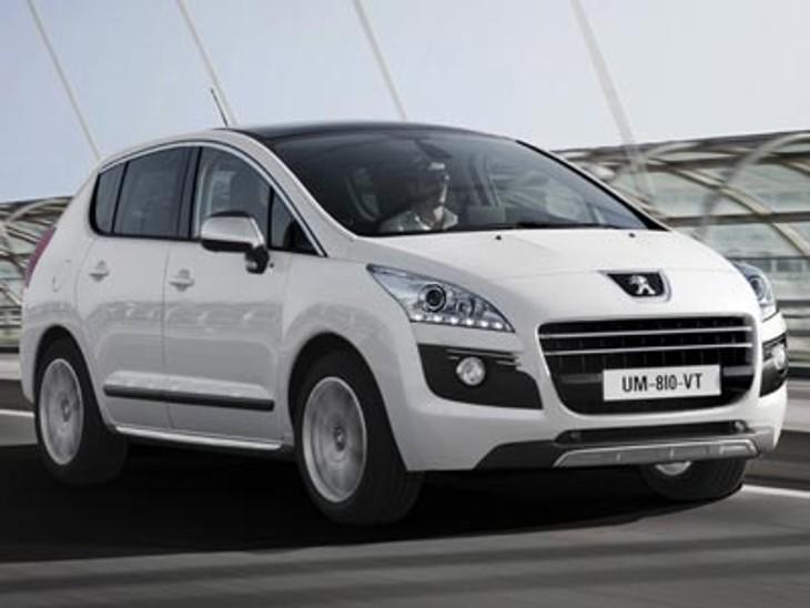 peugeot 3008 hybrid4 makes debut - cars.co.za